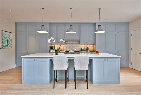 Kitchen : Blue Kitchen Cabinets & Ideas To Get You