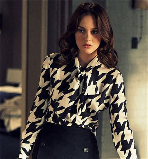 Houndstooth Blouse  The Collected Room By Kathryn Greeley