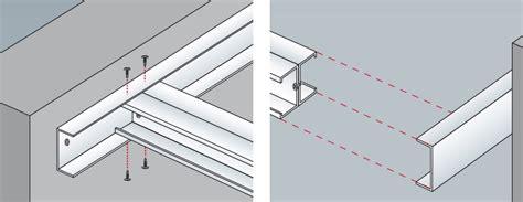 comment installer faire un plafond autoportant faux plafond tutoriel guide solutions