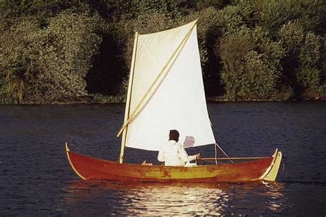 Elf Boat Plans by Iain Oughtred Elf Plans For Boat Loader Tolman Skiff Book