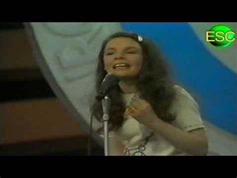 Esc 1970 Winner Reprise  Ireland  Dana  All Kinds Of