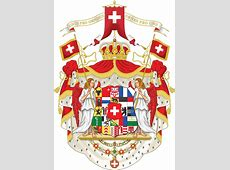 Kingdom of Switzerland Coat of arms by Regicollis on