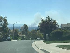 SCVNews.com   Brush Fire Reported at Robert C. Lee Parkway ...