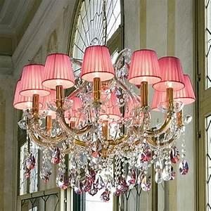 Kronleuchter Mit Lampenschirm : kronleuchter lampenschirm haus renovieren ~ Markanthonyermac.com Haus und Dekorationen