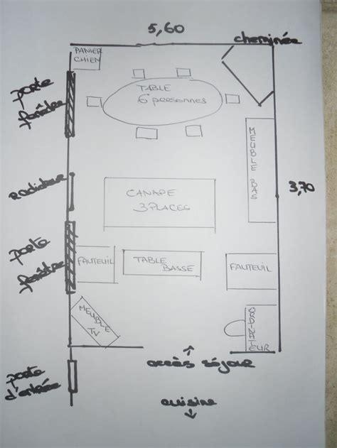 disposition des meubles pour un petit salon salle 224 manger