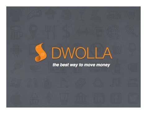 dwolla startup pitch deck