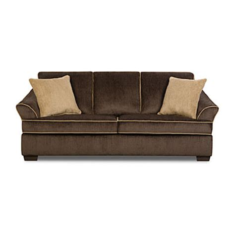 Simmons Sofas At Big Lots by Simmons 174 Sequoia Brown Sofa Big Lots