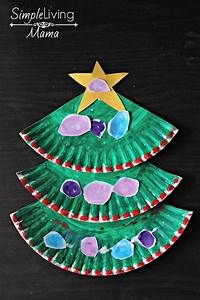 Homemade Christmas Decorations With Paper Plates | www ...
