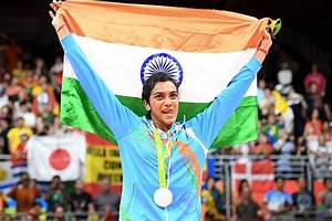 Rio 2016: PV Sindhu Fights Bravely, Wins Silver in ...