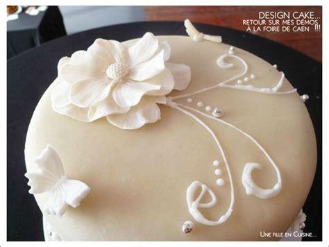 retour sur mes d 233 mos de design cakes 224 la foire de caen une fille en cuisine le