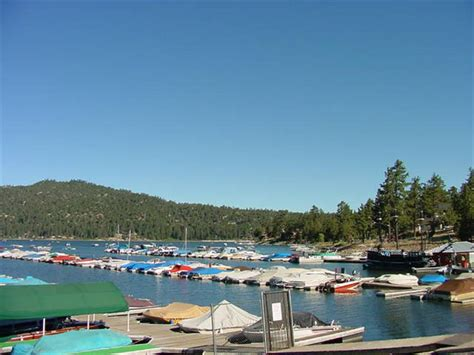 Big Bear Marina Boat Slip Rentals by Holloway S Marina Big Bear