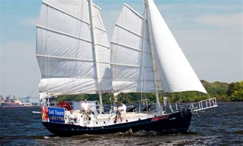 Party Boat Rental Baltimore by 48ft Quot Colvin Gazelle Quot Schooner Summer Wind Boat Charter In