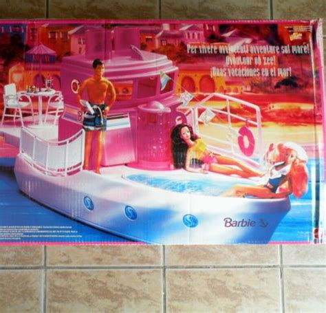 Barbie Fishing Boat by 31 Best Images About Barbie Boats On Pinterest