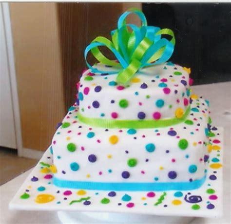 birthday cake designs