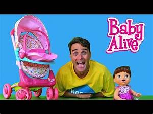 Toys For Girls Baby Alive - BABY ALIVE Toys R Us Outing ...