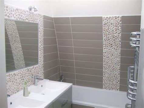 salle de bain ton gris galet couleur cr 232 me www pierreetgalet salle de bain galet