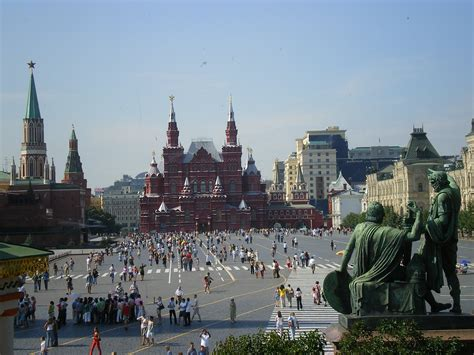 Moscow Red Square by Why Is The Red Square The Heart Of Moscow Liden Denz