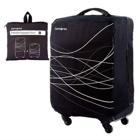 housse de protection per le valigie medie samsonite