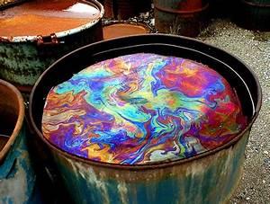 Oil rainbow | Color Fusion | Pinterest