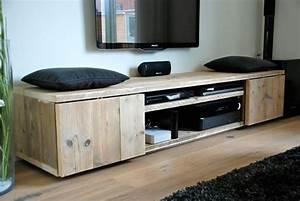 Möbel Marks Bergedorf : tv meubel mark steigerhout steigerhoutstunter worken pinterest wohnzimmer ~ Markanthonyermac.com Haus und Dekorationen