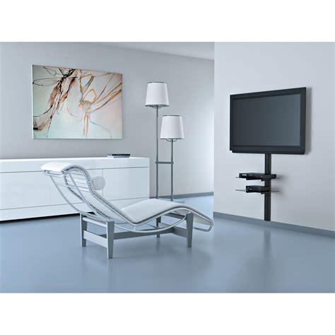meliconi line cover noir 480510 achat vente support mural tv sur ldlc