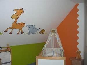 Ideen Für Kinderzimmer Wandgestaltung : babyzimmer wandgestaltung malen ~ Markanthonyermac.com Haus und Dekorationen