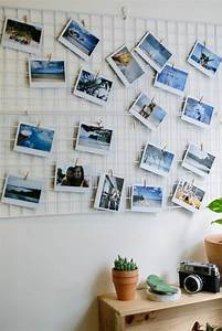 Idee Für Fotowand : fotowand selber machen 66 wundersch ne ideen und inspirationen ~ Markanthonyermac.com Haus und Dekorationen