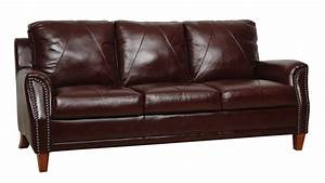 Sofas Couches : austin group luke leather furniture ~ Markanthonyermac.com Haus und Dekorationen