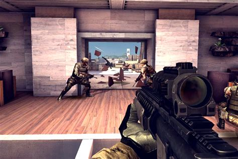 como jugar modern combat 4 en pc taringa