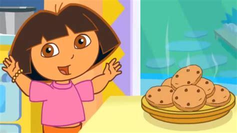 Dora The Explorer-dora's Cooking In La Cocina