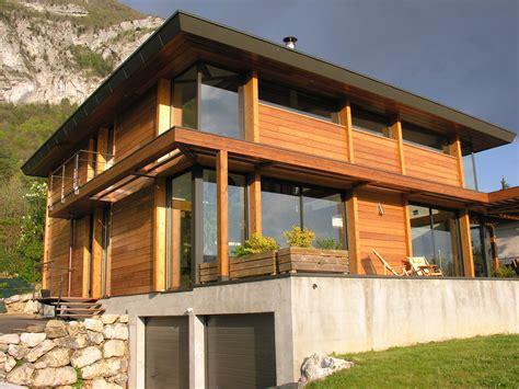 maison ossature bois avantages inconvenients ventana