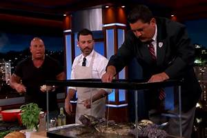 WATCH: South Philly chef teaches Jimmy Kimmel how to cook ...