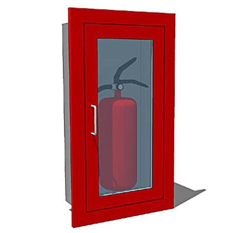 extinguisher cabinet 3d model formfonts 3d models textures