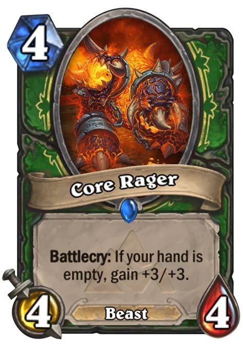 rager hearthstone card