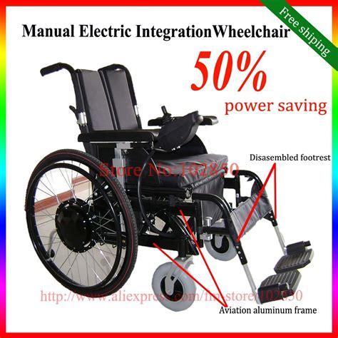 aliexpress acheter fauteuil roulant 233 lectrique pliable d 233 conomie d 233 nergie contr 244 leur