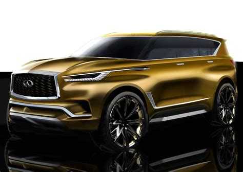 2019 Infiniti Qx80 Release Date, Price, Spy Photos, Specs