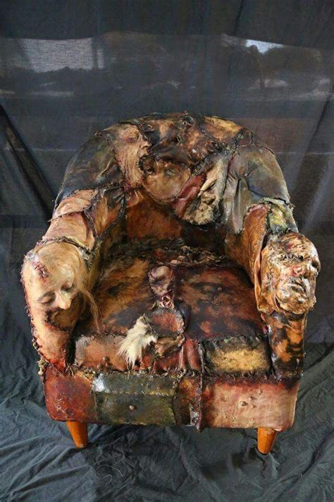 Custom Ed Gein Chair by 545 Best Images About Strange And Things On