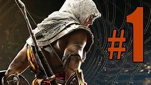 Assassin's Creed Origins - Walkthrough Gameplay Part 1 ...