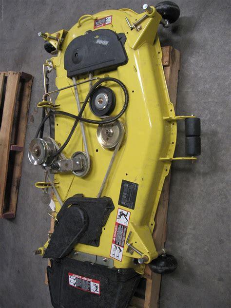 2009 deere 48c lawn garden and commercial mowing deere machinefinder