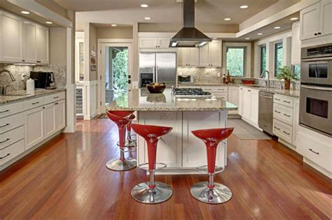 Hardwood Floors In The Kitchen (pros And Cons) Sdsu Dining Room Menu Decorative Accent Pillows Living Stone Wall Beautiful Furniture Near Me Feng Shui Placement Small Kitchen Ideas Hgtv