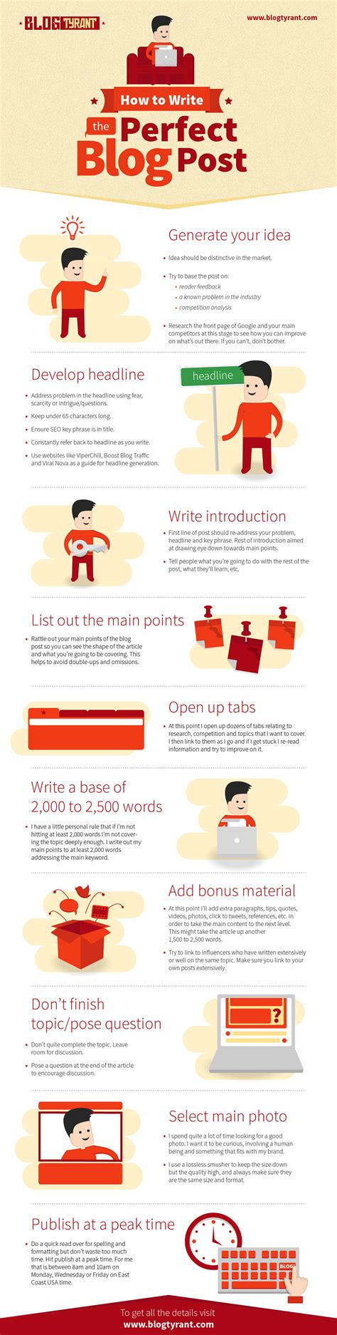 How To Write The Perfect Blog Post A Complete Guide To Copy