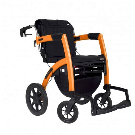 rollz convertible walker and transport wheelchair island mediquip home equipment