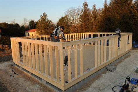 extension bois autoconstruction 7 phenomenal une maison ossature bois maisons ossature bois
