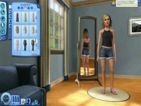 Die Sims 3  Sim Erstellen Youtube