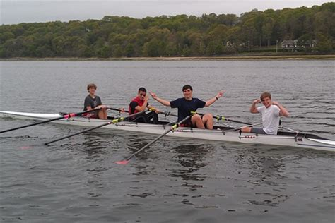 Triple Sculling Boat by Rowing And Sculling For Rowers And Scullers Row2k Photo