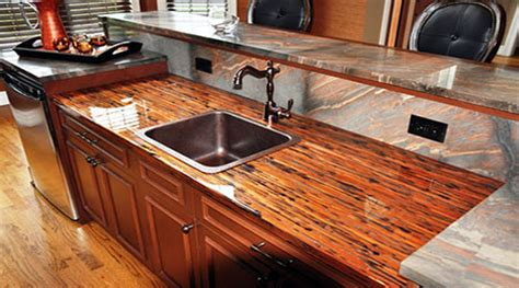 our 8 favorite kitchen countertop materials reliable
