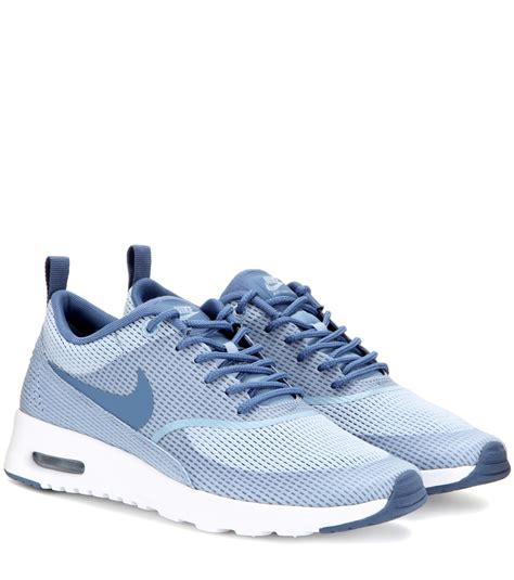 Nike Air Max Thea Txt Sneakers in Blue Lyst