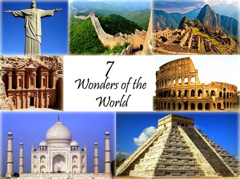 7 wonders of the world applefry everything and everything else