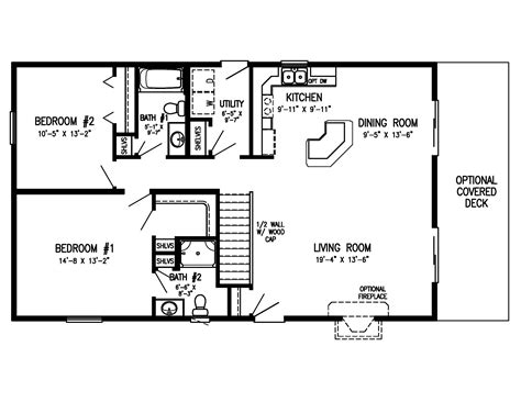paxton ii floor plan all american homes