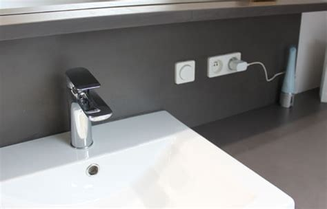 meuble en b 233 ton cir 233 pour une salle de bain sous rant atlantic bain